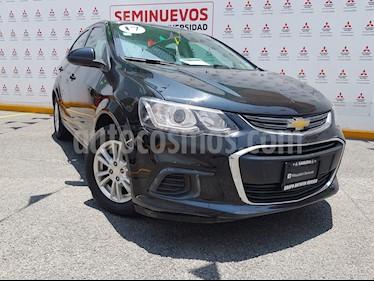 foto Chevrolet Sonic Paq D usado (2017) color Negro precio $164,000