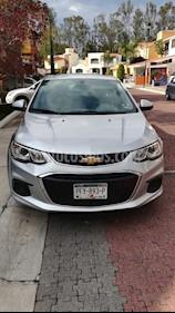 foto Chevrolet Sonic Paq D usado (2017) color Plata precio $199,000