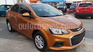 Foto Chevrolet Sonic Paq D usado (2017) color Naranja precio $175,000