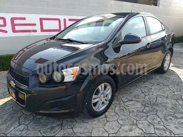 Foto venta Auto usado Chevrolet Sonic Paq E (2012) color Negro precio $90,000