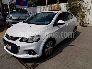 Foto Chevrolet Sonic Premier Aut usado (2017) color Blanco precio $208,000