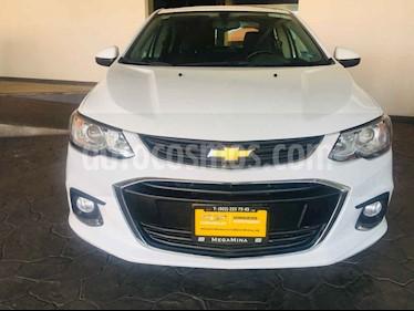 Foto venta Auto usado Chevrolet Sonic Premier Aut (2017) color Blanco precio $188,000