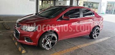 Foto venta Auto usado Chevrolet Sonic Premier Aut (2017) color Rojo precio $215,000