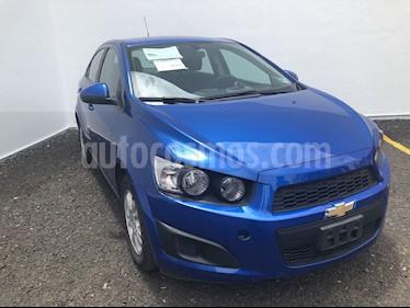 Foto venta Auto usado Chevrolet Sonic SONIC 4 PTAS PAQ D (2016) color Azul Cobalto precio $149,000
