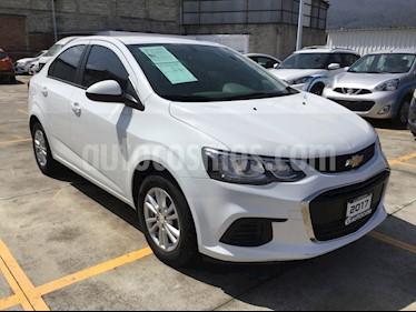 Foto venta Auto usado Chevrolet Sonic SONIC D (2017) color Blanco Galaxia precio $179,000