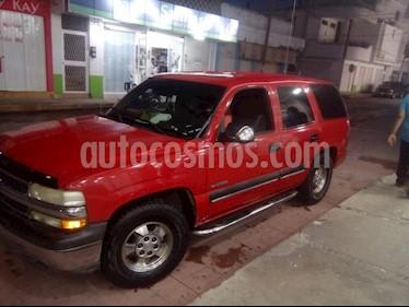 Chevrolet Sonora 5.3L A (V8) usado (2000) color Rojo precio $55,000