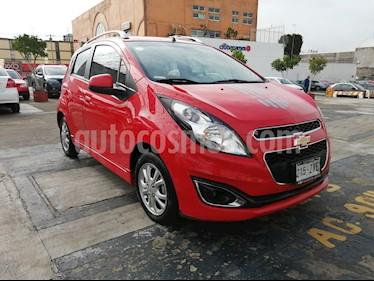 Foto venta Auto usado Chevrolet Spark Classic Dot (2014) color Rojo precio $98,000