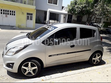 Foto Chevrolet Spark Classic LS Cargo usado (2013) color Plata Metalico precio $90,000