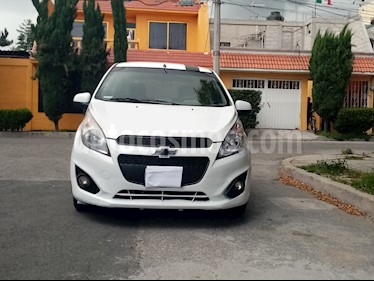 Foto Chevrolet Spark Classic LS usado (2013) color Blanco precio $95,000
