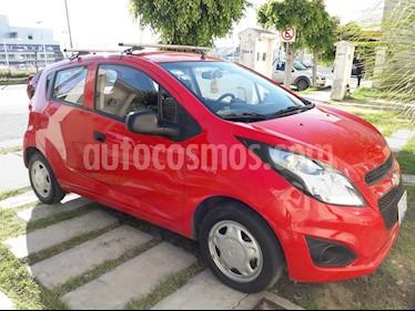 Foto venta Auto usado Chevrolet Spark Classic LS (2017) color Rojo precio $125,000