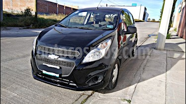 Foto venta Auto usado Chevrolet Spark Classic LS (2016) color Negro precio $120,000