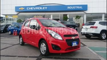 Foto venta Auto usado Chevrolet Spark Classic LS (2016) color Rojo precio $117,000