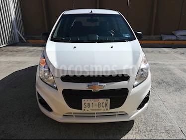 Foto venta Auto usado Chevrolet Spark Classic LT (2017) color Blanco precio $119,500