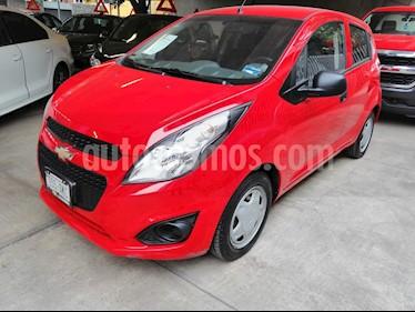 Foto venta Auto usado Chevrolet Spark Classic LT (2016) color Rojo precio $124,000
