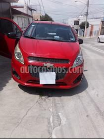 Chevrolet Spark Classic LT usado (2017) color Rojo precio $120,000