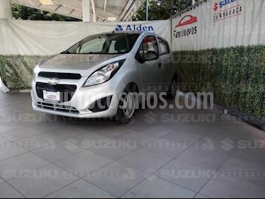 Foto venta Auto usado Chevrolet Spark Classic LT (2016) color Plata Metalico precio $115,000