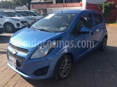 Foto venta Auto Seminuevo Chevrolet Spark Classic LT (2015) color Azul precio $110,000