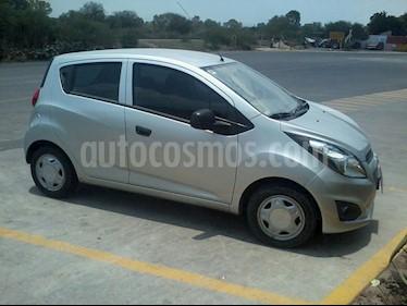 Foto venta Auto usado Chevrolet Spark Classic LT (2015) color Plata precio $110,000