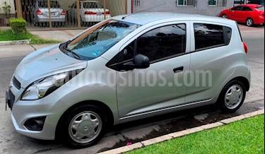 Foto venta Auto usado Chevrolet Spark Classic LT (2016) color Plata precio $108,000
