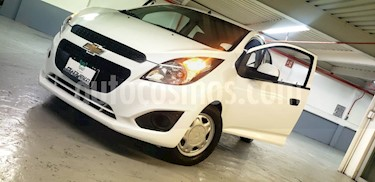 Foto venta Auto usado Chevrolet Spark Classic LT (2017) color Blanco precio $145,000