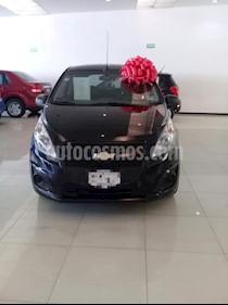 Foto venta Auto usado Chevrolet Spark Classic LT (2017) color Negro precio $130,000