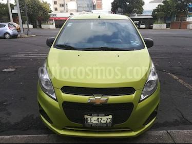 Chevrolet Spark Classic LT usado (2017) color Verde Lima precio $135,000