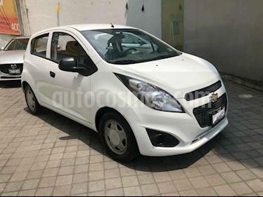 Foto venta Auto usado Chevrolet Spark Classic LT (2017) color Blanco precio $139,000