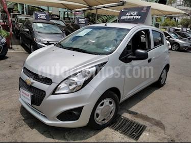 Foto venta Auto usado Chevrolet Spark Classic LT (2017) color Plata Metalico precio $135,000