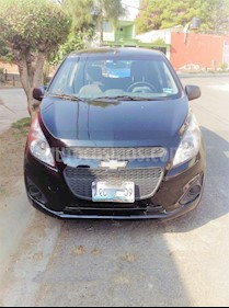 Foto venta Auto usado Chevrolet Spark Classic LT (2017) color Negro precio $126,000