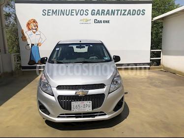 Foto Chevrolet Spark Classic LT usado (2017) color Plata Metalico precio $161,000