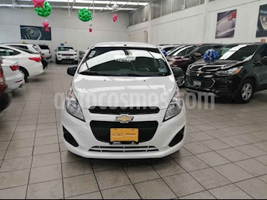 Foto venta Auto usado Chevrolet Spark Classic LT (2016) color Blanco precio $135,000