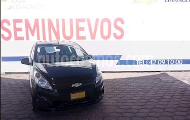 Foto venta Auto usado Chevrolet Spark Classic LT (2016) color Negro precio $129,000