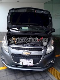 Foto venta Auto usado Chevrolet Spark Classic LTZ (2017) color Plata Metalico precio $160,000