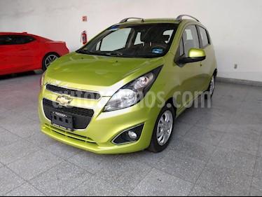 Foto venta Auto usado Chevrolet Spark Classic LTZ (2016) color Verde precio $150,000