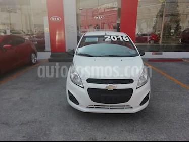 Foto venta Auto Seminuevo Chevrolet Spark Classic LTZ (2016) color Blanco precio $125,000