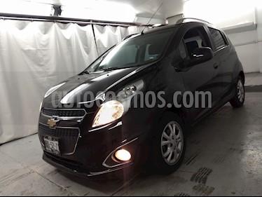 Foto venta Auto usado Chevrolet Spark Classic LTZ (2017) color Negro precio $130,000