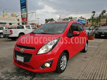 Foto venta Auto usado Chevrolet Spark Classic LTZ (2016) color Rojo precio $110,000