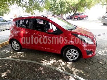 Foto venta Auto usado Chevrolet Spark Classic LTZ (2016) color Rojo precio $129,000