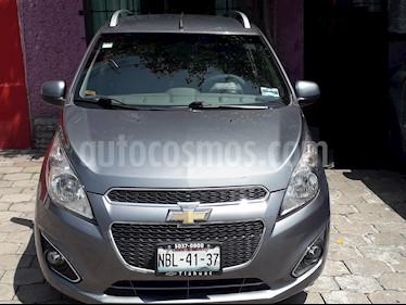 Chevrolet Spark Classic LTZ usado (2017) color Gris Titanio precio $140,000