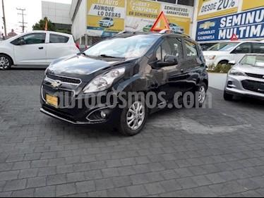 Foto venta Auto usado Chevrolet Spark Classic LTZ (2015) color Negro precio $120,000