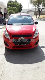 Chevrolet Spark Classic LS usado (2016) color Rojo precio $95,000