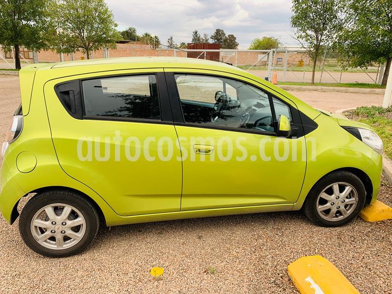 Chevrolet Spark Classic LTZ usado (2011) color Verde Lima precio $78,000