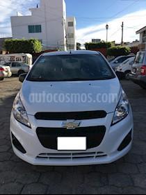 Chevrolet Spark Classic LT usado (2017) color Blanco precio $129,000