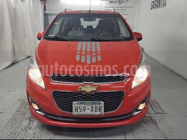 Chevrolet Spark Classic LTZ usado (2015) color Rojo precio $115,000