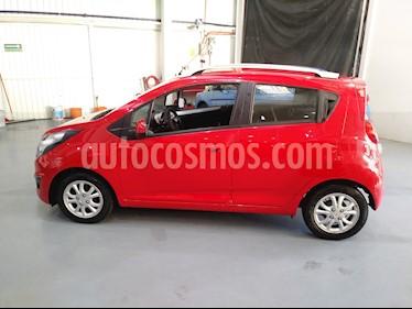 Chevrolet Spark Classic LT usado (2016) color Rojo precio $109,500