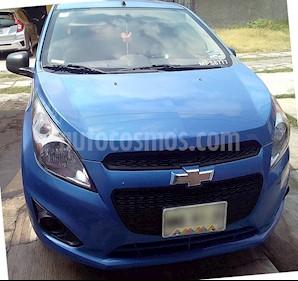 Chevrolet Spark Classic LS usado (2013) color Azul Denim precio $80,000
