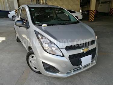 Chevrolet Spark Classic LT usado (2017) color Plata precio $135,000