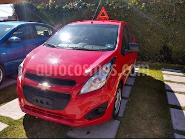 Chevrolet Spark Classic LT usado (2017) color Rojo precio $115,000