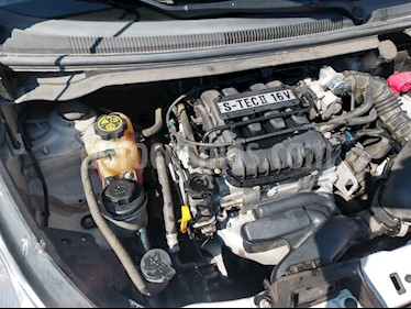 Chevrolet Spark Classic LS usado (2017) color Blanco precio $115,000