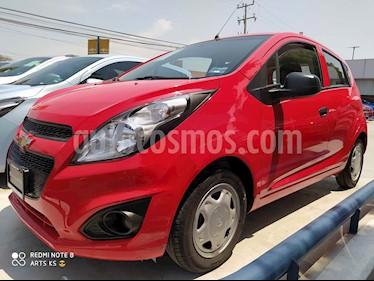 Chevrolet Spark Classic LT usado (2017) color Rojo precio $125,000